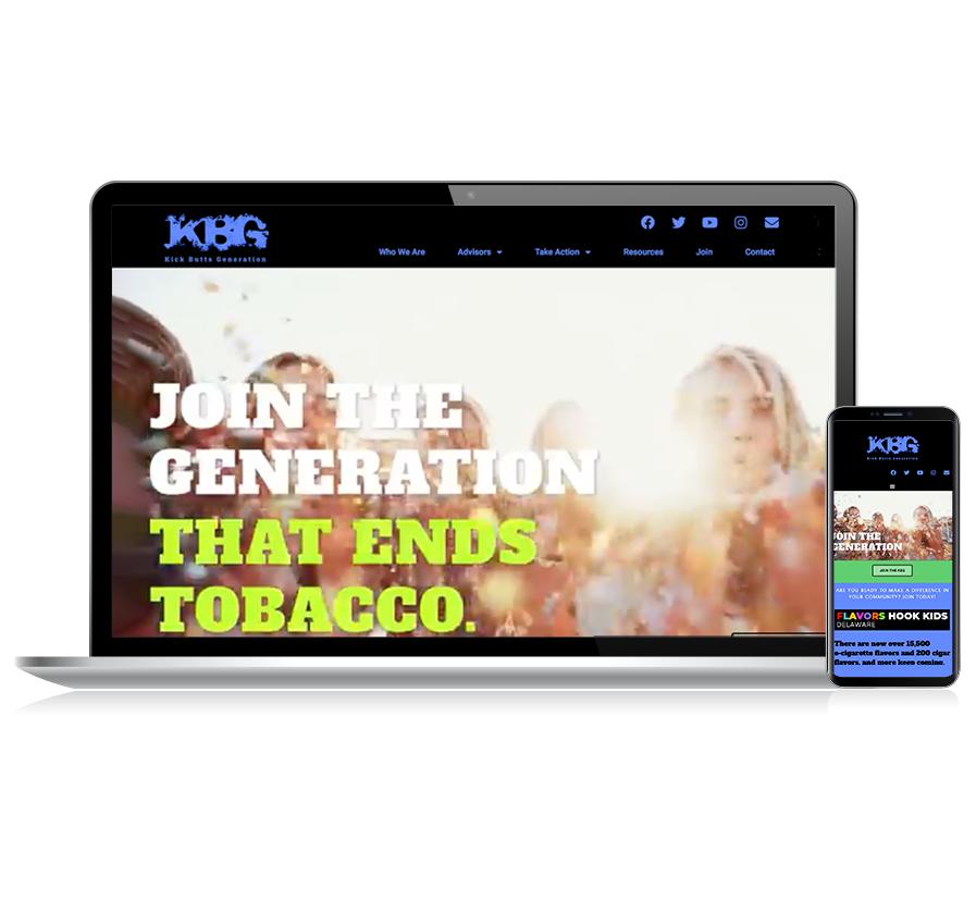 Kick Butts Generation